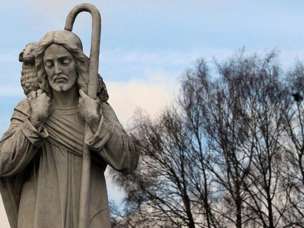 Isus - Dobar Pastir